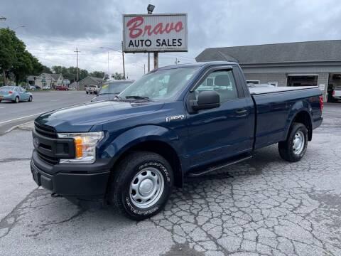 2018 Ford F-150 for sale at Bravo Auto Sales in Whitesboro NY