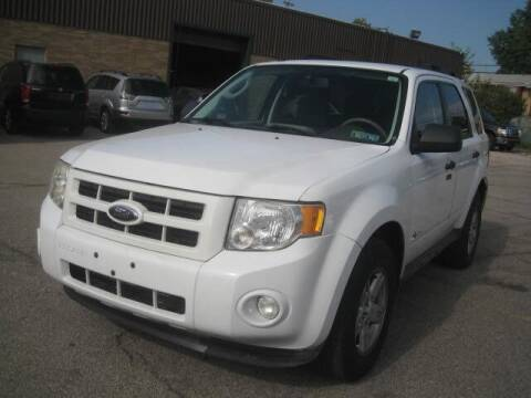 2010 Ford Escape Hybrid for sale at ELITE AUTOMOTIVE in Euclid OH