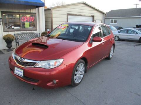2009 Subaru Impreza for sale at TRI-STAR AUTO SALES in Kingston NY