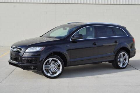 2012 Audi Q7 for sale at Select Motor Group in Macomb Township MI
