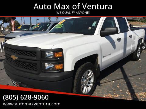 2014 Chevrolet Silverado 1500 for sale at Auto Max of Ventura in Ventura CA