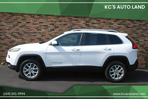 2015 Jeep Cherokee for sale at KC'S Auto Land in Kalamazoo MI