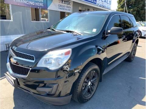 2013 Chevrolet Equinox for sale at AutoDeals in Hayward CA