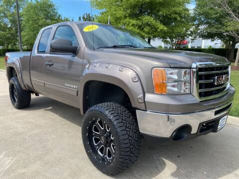 2012 GMC Sierra 1500 for sale at UNITED AUTO WHOLESALERS LLC in Portsmouth VA
