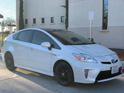 2014 Toyota Prius for sale at Auto King in Roseville CA