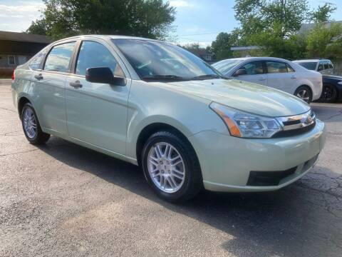 2010 Ford Focus for sale at I Car Motors in Joliet IL