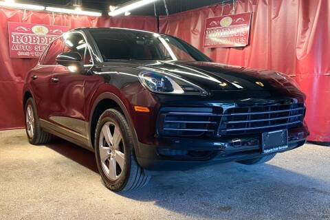 2019 Porsche Cayenne for sale at Roberts Auto Services in Latham NY