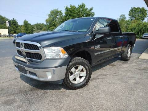 2015 RAM Ram Pickup 1500 for sale at Cruisin' Auto Sales in Madison IN