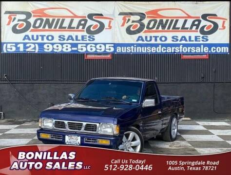 1997 Nissan Truck for sale at Bonillas Auto Sales in Austin TX