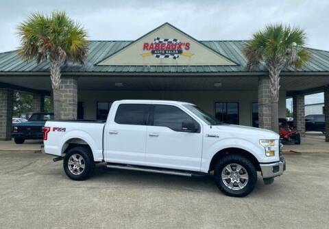 2016 Ford F-150 for sale at Rabeaux's Auto Sales in Lafayette LA