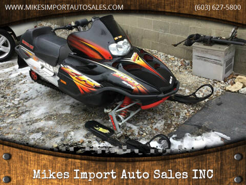2006 Arctic Cat ZR 900 for sale at Mikes Import Auto Sales INC in Hooksett NH