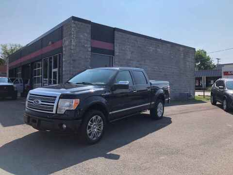 2010 Ford F-150 for sale at DILLON LAKE MOTORS LLC in Zanesville OH