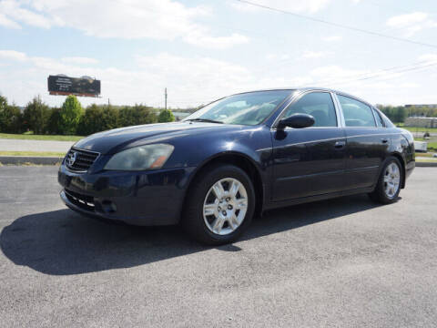 2006 Nissan Altima for sale at CHAPARRAL USED CARS in Piney Flats TN
