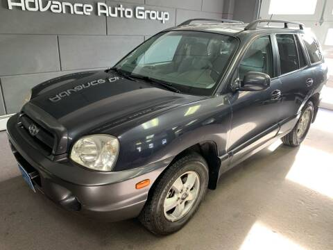 2006 Hyundai Santa Fe for sale at Advance Auto Group, LLC in Chichester NH