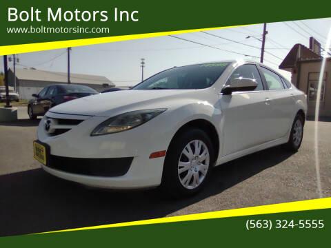 2009 Mazda MAZDA6 for sale at Bolt Motors Inc in Davenport IA