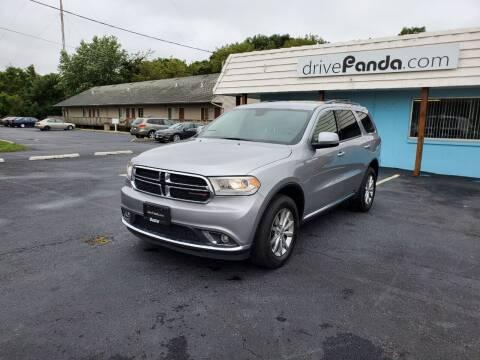 2017 Dodge Durango for sale at DrivePanda.com in Dekalb IL