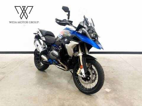 2017 BMW R1200GS Rallye for sale at Wida Motor Group in Bolingbrook IL