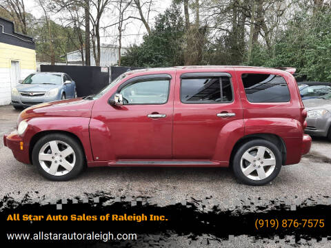 2006 Chevrolet HHR for sale at All Star Auto Sales of Raleigh Inc. in Raleigh NC