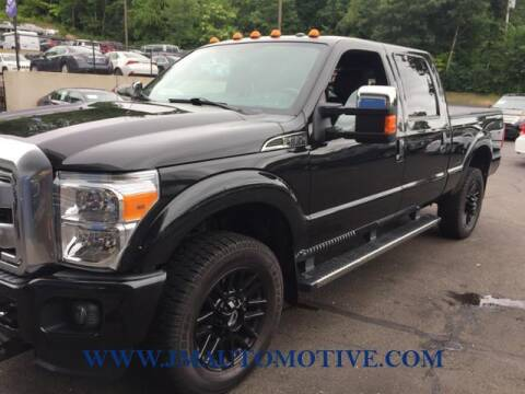 2015 Ford F-350 Super Duty for sale at J & M Automotive in Naugatuck CT