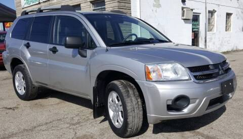 2008 Mitsubishi Endeavor for sale at Nile Auto in Columbus OH