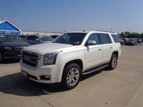 2015 GMC Yukon for sale at America Auto Inc in South Sioux City NE