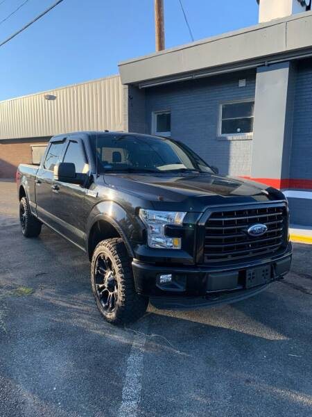 2016 Ford F-150 for sale at City to City Auto Sales in Richmond VA
