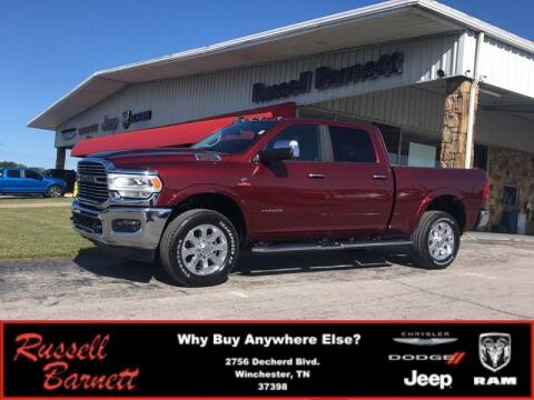 2020 RAM Ram Pickup 3500 for sale at Russell Barnett Chrysler Dodge Jeep Ram in Winchester TN