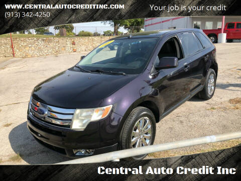 2007 Ford Edge for sale at Central Auto Credit Inc in Kansas City KS