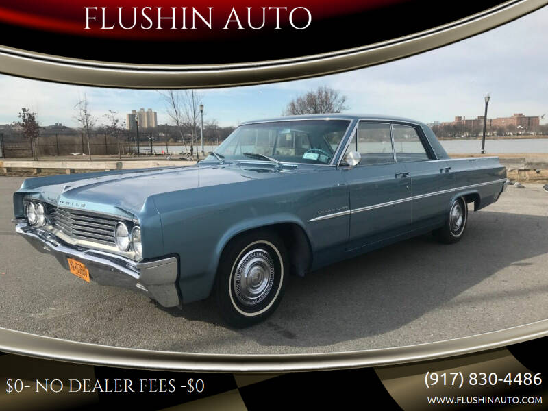 1963 Oldsmobile Super 88 for sale at FLUSHIN AUTO in Flushing NY