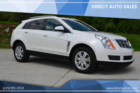 2011 Cadillac SRX for sale at Direct Auto Sales in Franklin TN
