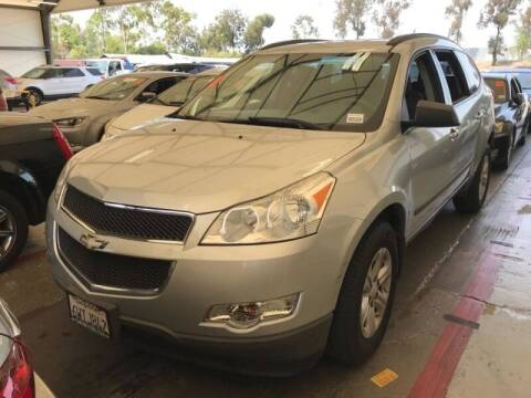 2012 Chevrolet Traverse for sale at SoCal Auto Auction in Ontario CA