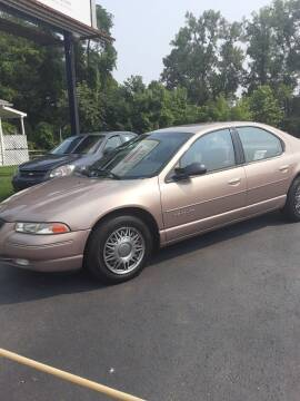 1995 Chrysler Cirrus for sale at Bates Auto & Truck Center in Zanesville OH