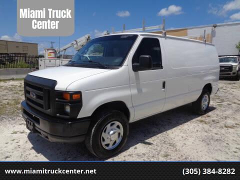 2011 Ford E-250 for sale at Miami Truck Center in Hialeah FL
