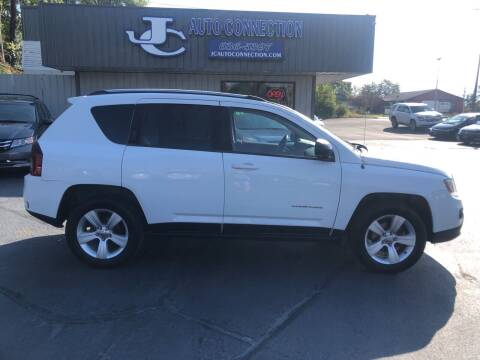 2014 Jeep Compass for sale at JC AUTO CONNECTION LLC in Jefferson City MO