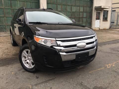 2012 Ford Edge for sale at Illinois Auto Sales in Paterson NJ