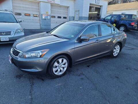 2009 Honda Accord for sale at Driven Motors in Staunton VA