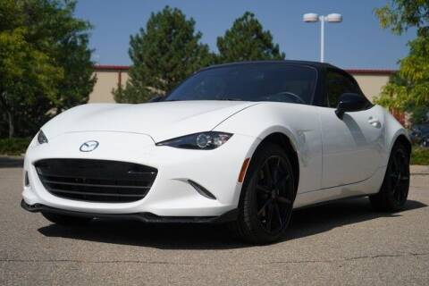 2020 Mazda MX-5 Miata for sale at COURTESY MAZDA in Longmont CO
