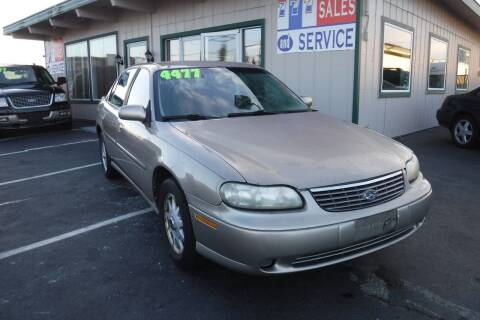 1999 Chevrolet Malibu for sale at 777 Auto Sales and Service in Tacoma WA