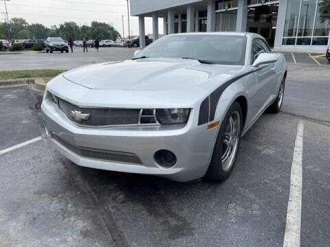 2010 Chevrolet Camaro for sale at COYLE GM - COYLE NISSAN - New Inventory in Clarksville IN