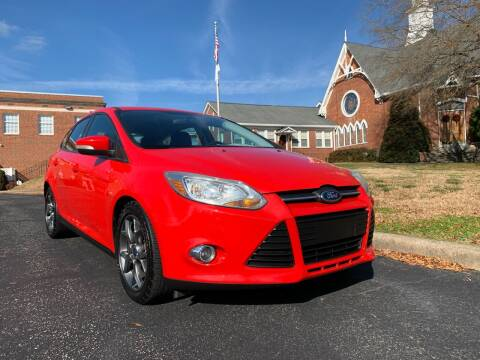 2013 Ford Focus for sale at Automax of Eden in Eden NC