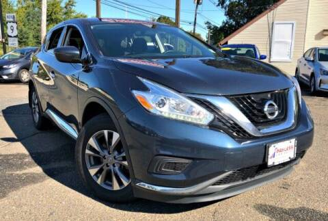 2017 Nissan Murano for sale at PAYLESS CAR SALES of South Amboy in South Amboy NJ