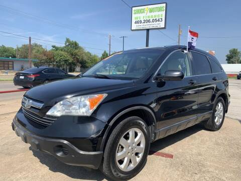 2007 Honda CR-V for sale at Shock Motors in Garland TX