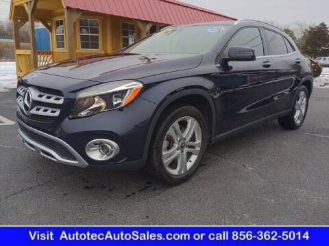 2019 Mercedes-Benz GLA for sale at Autotec Auto Sales in Vineland NJ