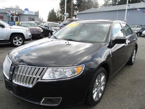 2012 Lincoln MKZ for sale at GMA Of Everett in Everett WA