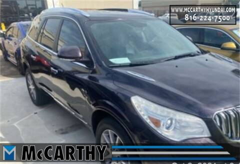 2015 Buick Enclave for sale at Mr. KC Cars - McCarthy Hyundai in Blue Springs MO