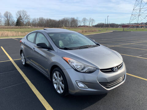 2012 Hyundai Elantra for sale at Quality Motors Inc in Indianapolis IN