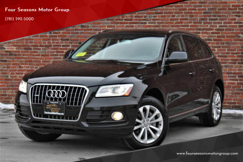2016 Audi Q5 for sale at Four Seasons Motor Group in Swampscott MA