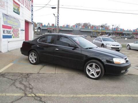 2003 Acura TL for sale at Summit Auto Sales Inc in Pontiac MI