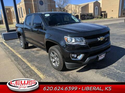 2015 Chevrolet Colorado for sale at Lewis Chevrolet Buick Cadillac of Liberal in Liberal KS