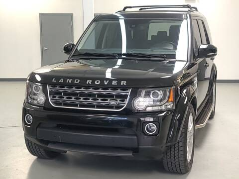 2015 Land Rover LR4 for sale at Mag Motor Company in Walnut Creek CA